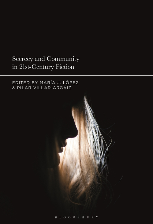 Portada libro Secrecy and Community in 21st century fiction