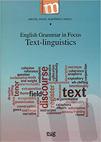 English Grammar in Focus: Text Linguistics
