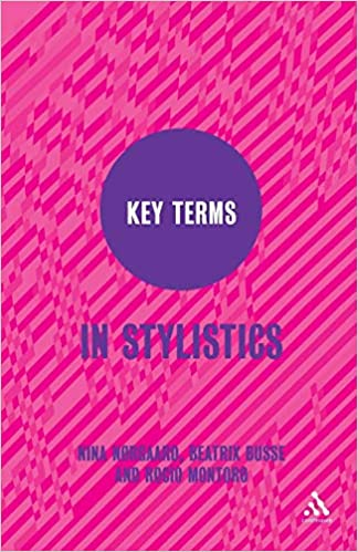 Portada libro Key Terms in Stylistics