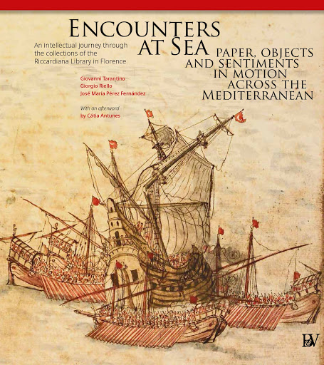 Portada libro Encounters at Sea