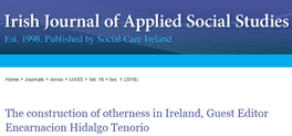 The construction of otherness in Ireland, Guest Editor Encarnacion Hidalgo Tenorio