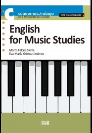 Portada English for Music Studies